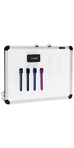 VUSIGN Magnetic Hanging Double-Sided Whiteboard