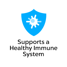 Supports a Healthy Immune System