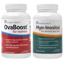 fertility supplement ovaboost myo-inositol fertility hormone cycle balance ovaries insulin resistant