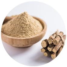 licorice powder