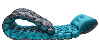 Self Inflating Sleeping Pad for Camping