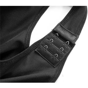 Deep V Neck Bodysuit Long Sleeve Tops Body Shaper Thong Tummy Control Waist Trainer Cross Wrap Shirt