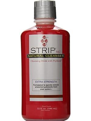 Strip detoxifiant supliment