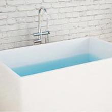 Take off when taking a bath