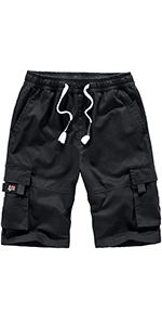 Men's Outdoor Soft Lightweight Quick Dry Casual Shorts Hiking Sports Shorts