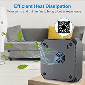 Efficient Heat Dissipation
