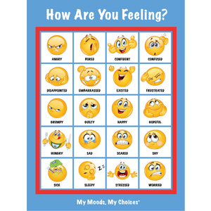 amazon com quot how are you feeling quot and quot wheel of choice