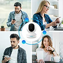 Flashandfocus.com ef769e83-9894-4ebb-aa32-e63fef9b9864.__CR0,0,300,300_PT0_SX220_V1___ Indoor Security Camera, Reolink 5MP Super HD Plug-in WiFi Camera with Pan Tilt Zoom/ Motion Alerts, Ideal for Baby…