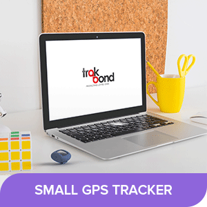 size, small tracker, product weight