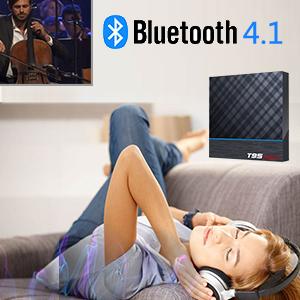 tv box bluetooth 4.1