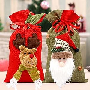 Santa Claus storage bag