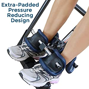 Extra-Padded Pressure Reducing Design