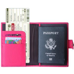Travel essential ticket passport package