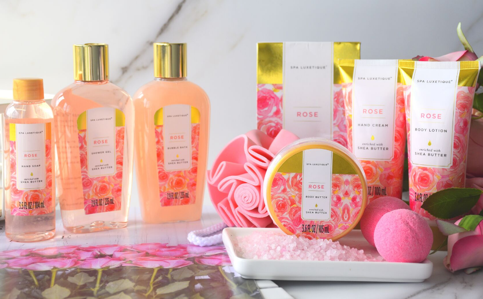 spa gift baskets for women