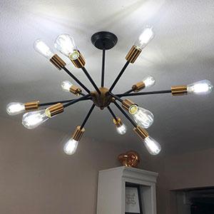 灯泡360度角度图