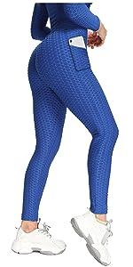 High Waisted Workout Leggings Butt Lifting for Women