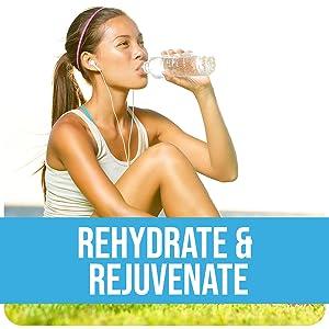 Rehydrate