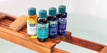 Kneipp Bath Oils and Herbal Bath Soaks