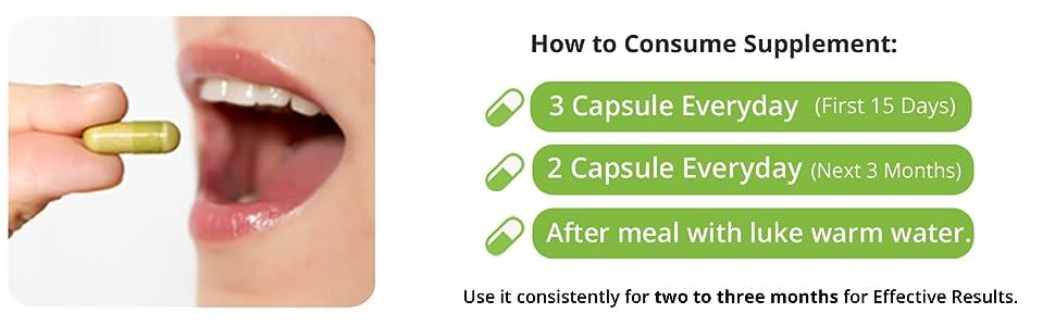 vitawin jatamansi supplement consume method