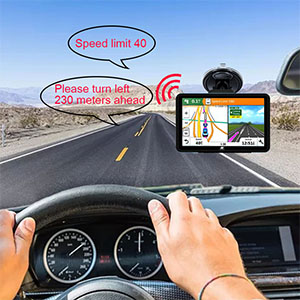 Real-time Voice Navigation