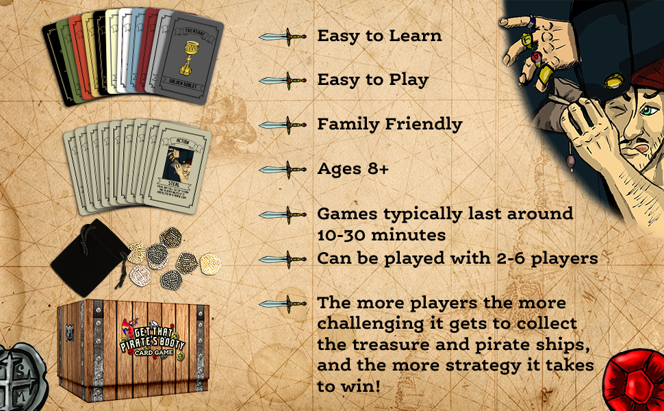 about the card game