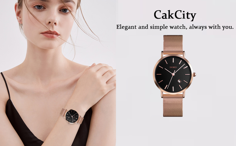 cakcity womens watch