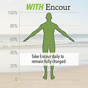 After Encour, continue taking Encour to keep fully charged