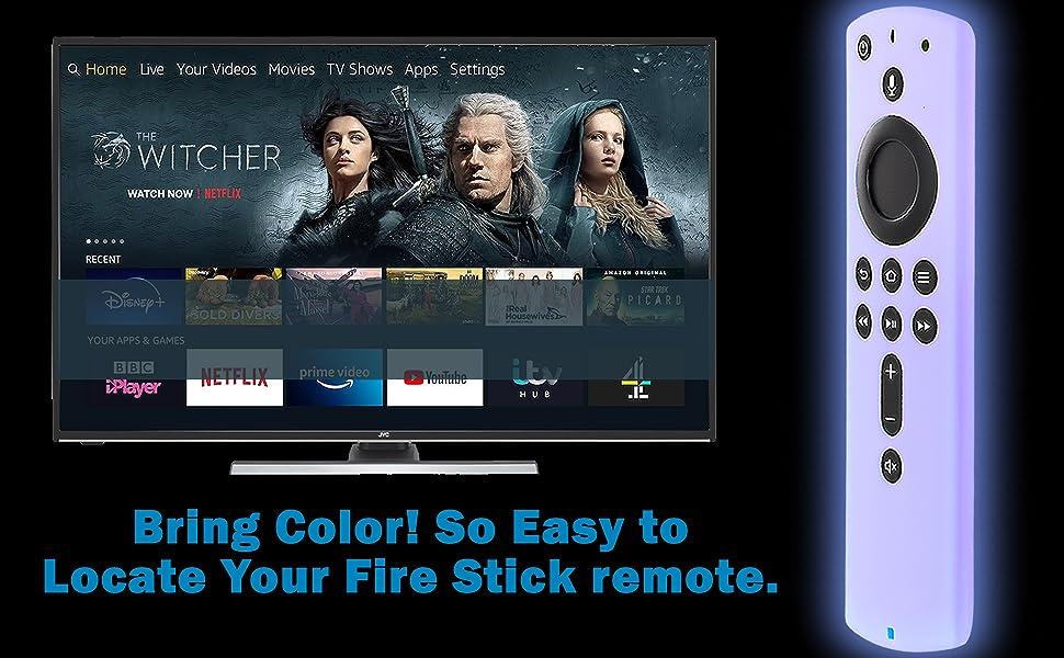 amazon fire stick remote case