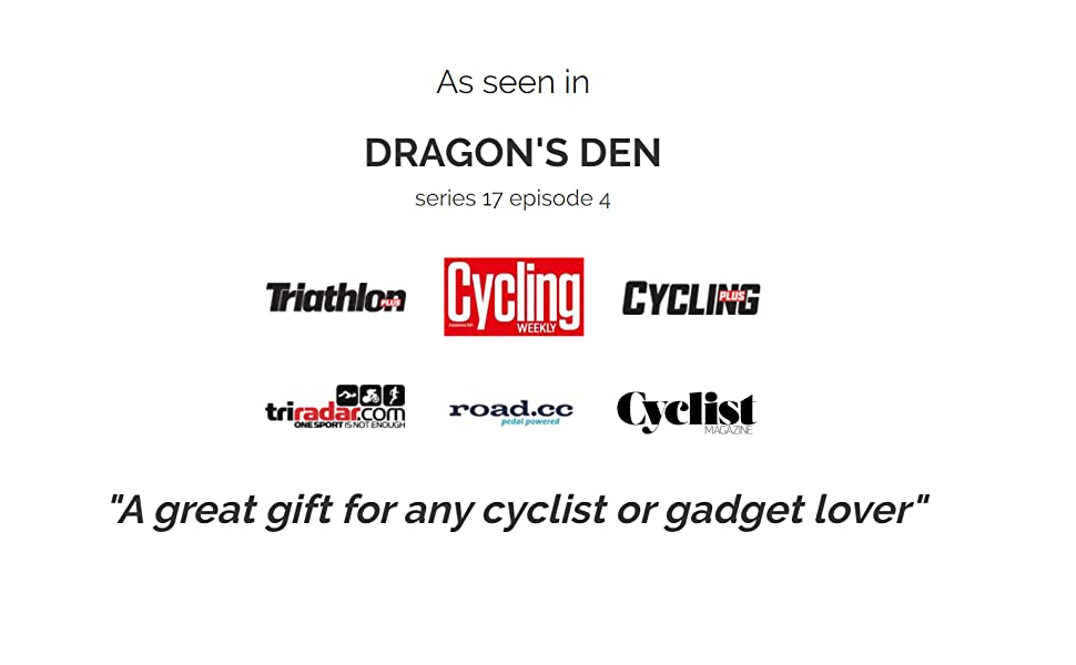 Rehook, dragons den, cycling weekly, thecycleshow, roadcc, triathlon plus, cyclist magazine