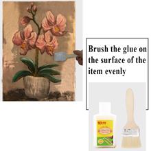 brush glue
