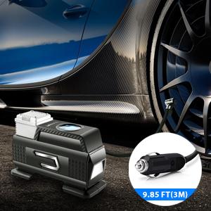 tire inflator portable air compressor