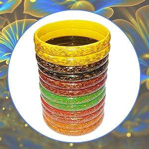 multicolor bangles for women stylish multicolor bangls for women 2.4 bangles for women multicolor