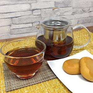 カバタケ茶飲み方