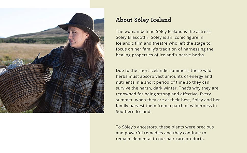 About Soley Iceland