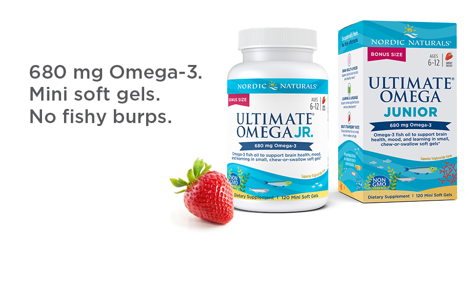 Ultimate Omega Junior Bonus