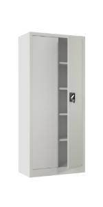iJINGUR Metal Storage Cabinet, 70.9'' H, Gray