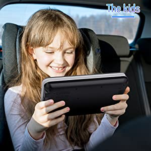 portable dvd player for kids car dvd player
