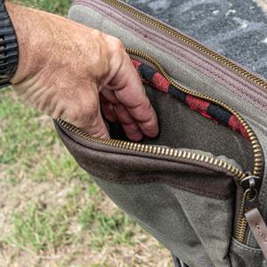 Rawhide Series Waxed Canvas Rifle Case or Shotgun Case Evolution Outdoor Gun Bag for Firearm Storage