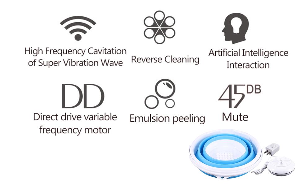 Mini Portable Washing Machine5