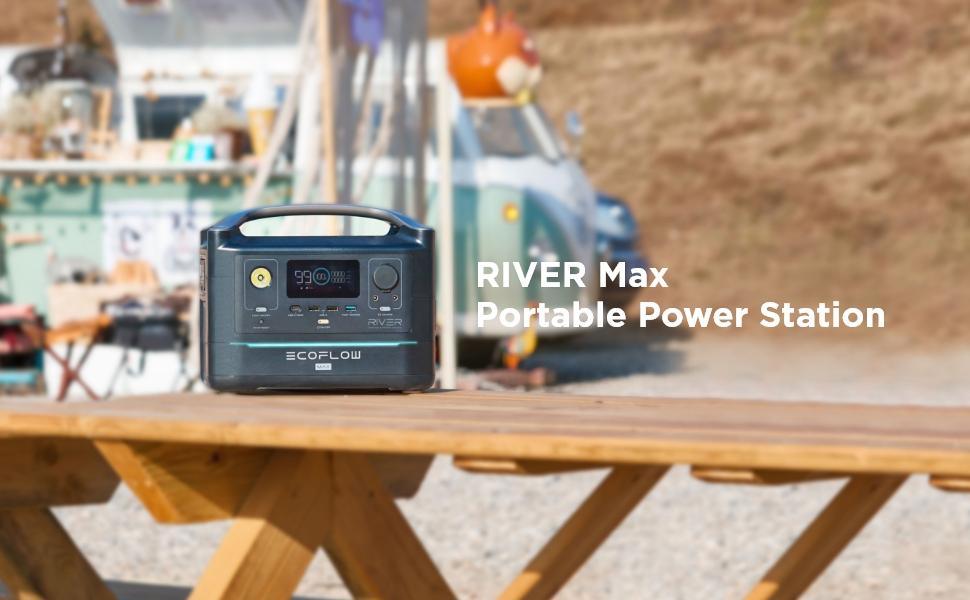 RIVER  Max