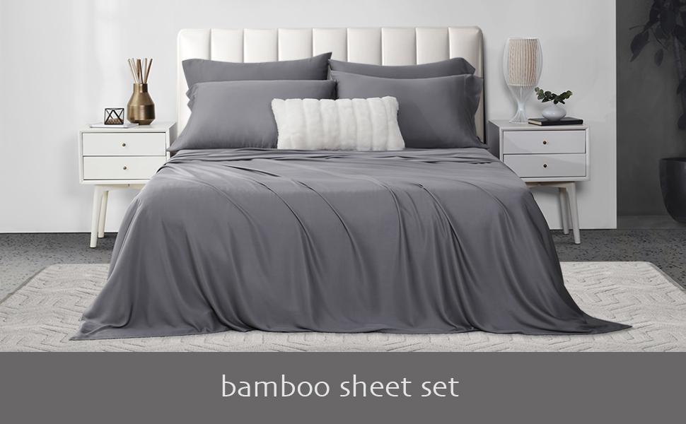 BAMBOO SHEETS SET