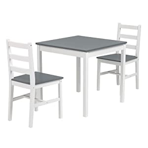 DINING TABLE SET FOR2