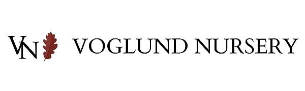 Voglund Nursery Logo Banner