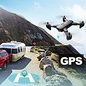 gps drone