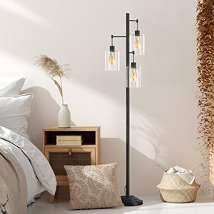 industrial floor lamps for bedrooms