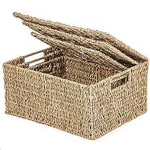 wicket baskets for storage