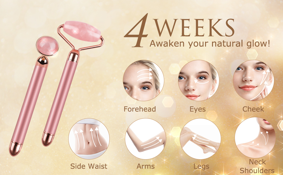 facial roller massager