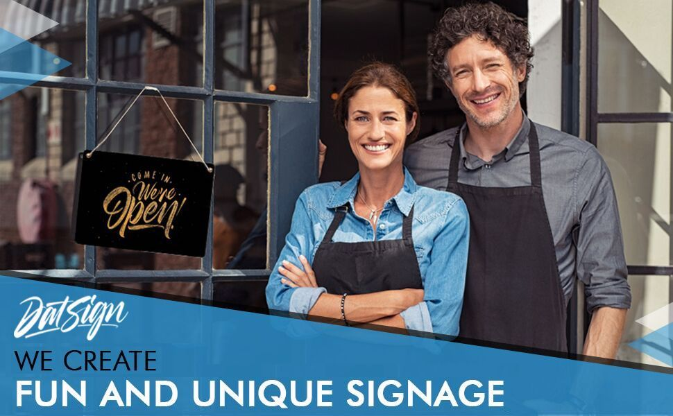 open signs for business, closed sign, closed signs for business, storefront signs, signs for windows