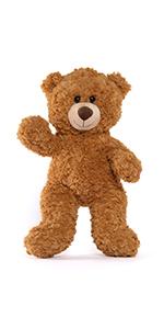18 inch brown teddy bear