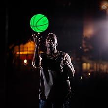 basketball glow in the dark